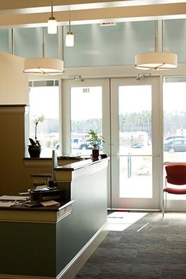 Chiropractic Durham NC Front Door